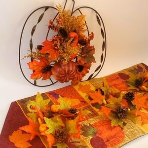 Other - 4 piece Thanksgiving/Fall set